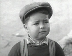 Marlin McDaniel always reminded me of Spanky from Little Rascals