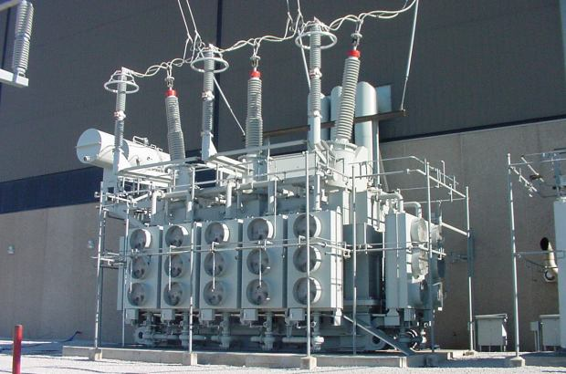 A Main Power Transformer
