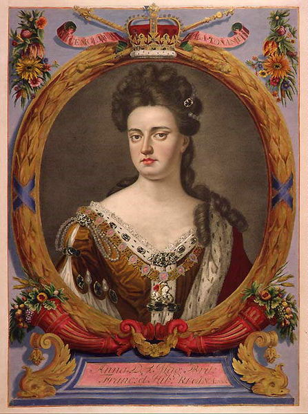 Queen Anne of England