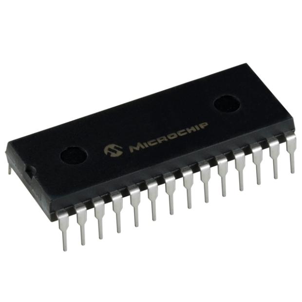 An Eeprom Chip used in the preicpiitator controls