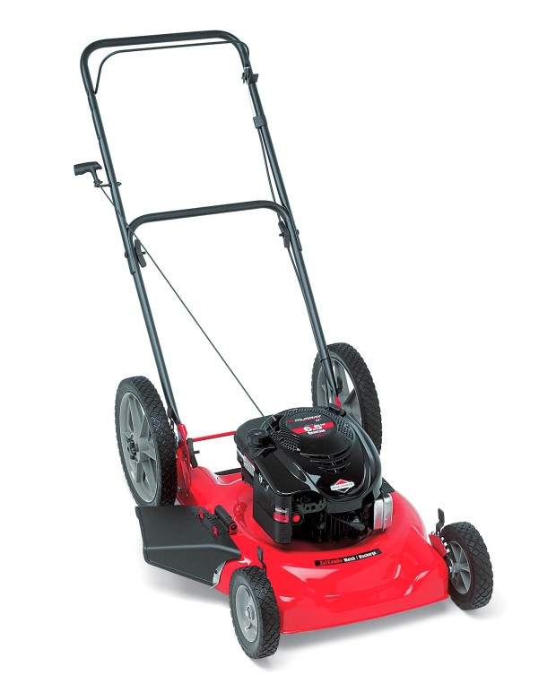 Typical Power Plant Lawnmower