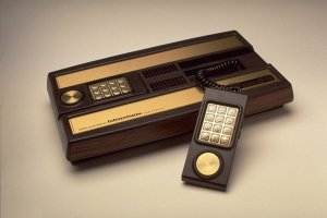 An Intellivision Game Console