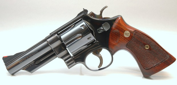 Smith and Wesson .44 Magnum