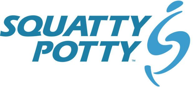 The Squatty Potty Logo