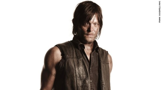 Norman Reedus from Walking Dead
