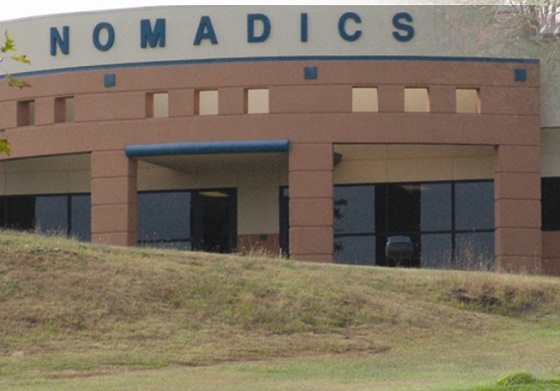 The Nomatics office in Stillwater