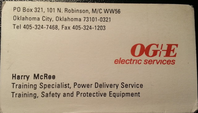 og e electric services